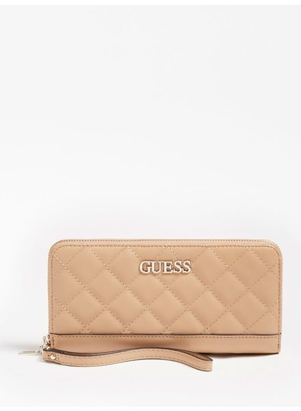 Guess Guess Portemonnee Illy SWVG7970460BEI