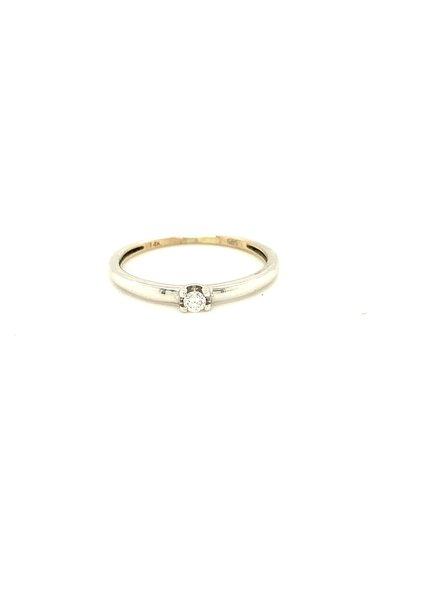 Passione Passione ring GGE0932 0.05ct