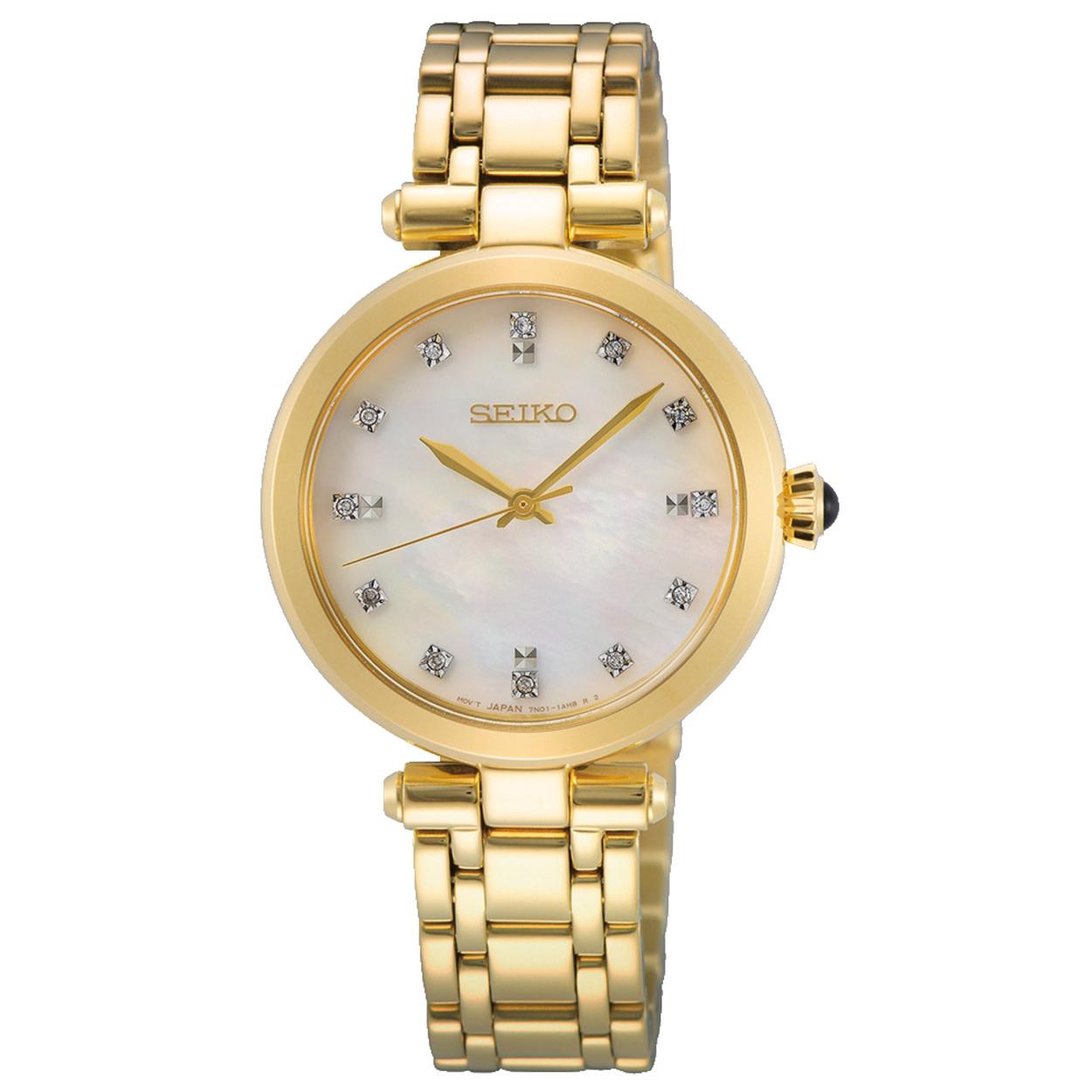 Seiko Seiko dames horloge SRZ536P1