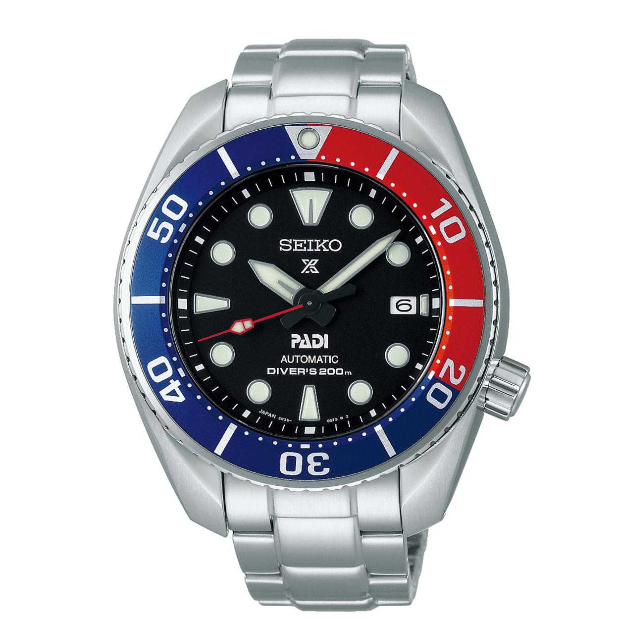 Seiko Seiko horloge Prospex Padi SPB181J1
