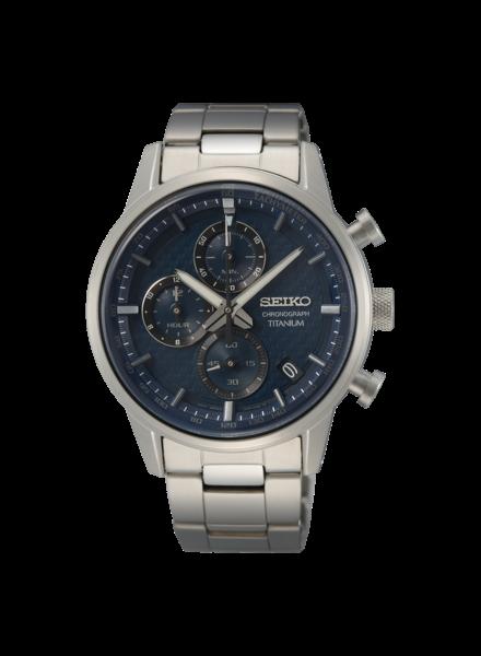 Seiko Seiko Horloge Chronograaf  SSB387P1