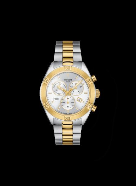 Tissot Tissot horloge PR 100 Sport Chic T1019172203100