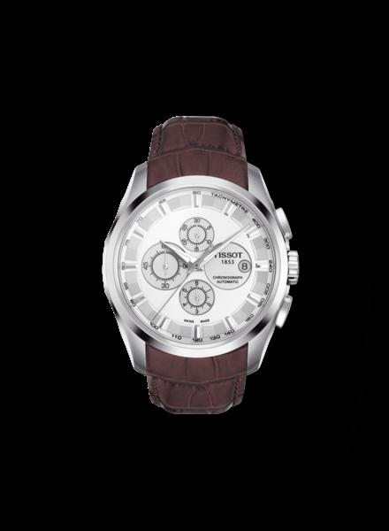 Tissot Tissot horloge Couturier T0356271603100