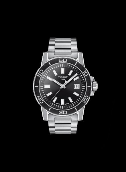 Tissot Tissot horloge Supersport Gent T1256101105100