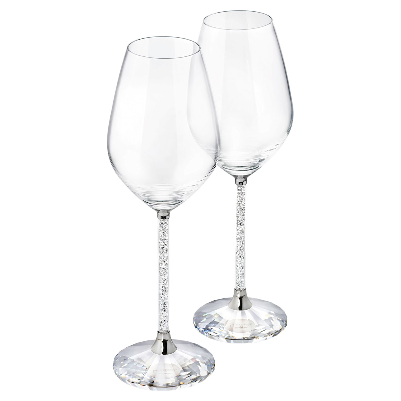 Swarovski CRYSTALLINE RED WINE GLASSES (SET OF 2)