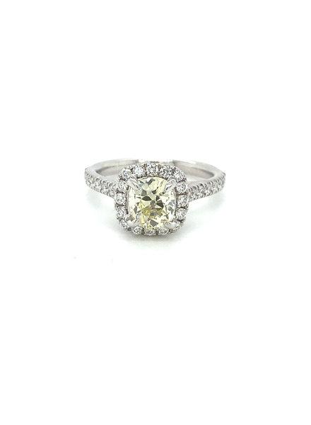 ROEMER ROEMER Witgouden ring met diamant 1,81ct
