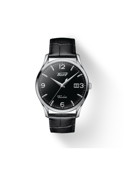 Tissot Tissot horloge Heritage Visodate T1184101605700