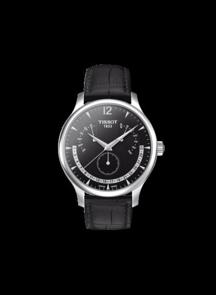 Tissot Tissot horloge Tradition Perpetual Calendar T0636371605700