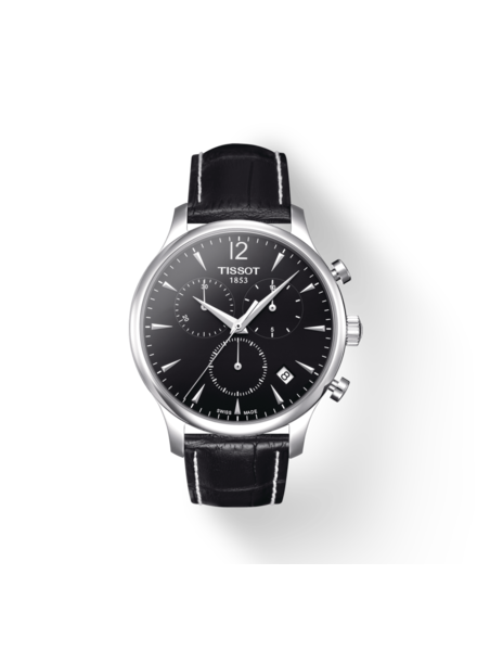 Tissot Tissot horloge Tradition Chronograph T0636171605700