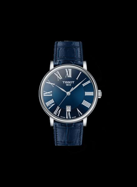 Tissot Tissot horloge Carson Premium T1224101604300