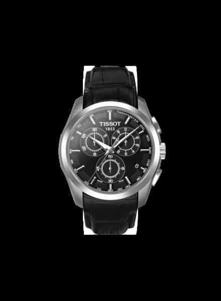 Tissot Tissot horloge Couturier Chronograph T0356171605100