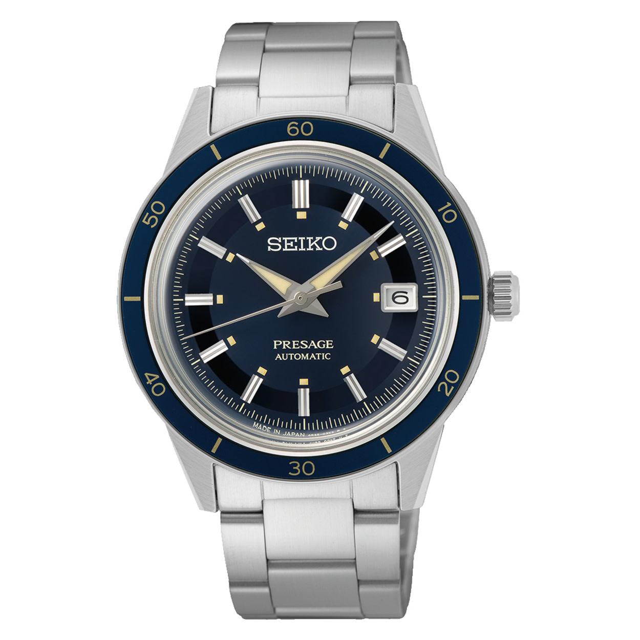 Seiko Seiko horloge Presage automaat SRPG05J1