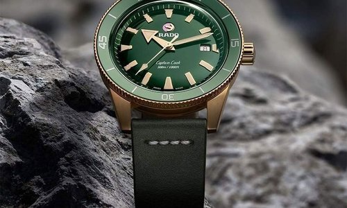 Rado Captain Cook horloges