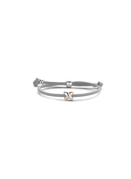 Tirisi Moda Tirisi Moda armband Kisses TM2130BG(2P)