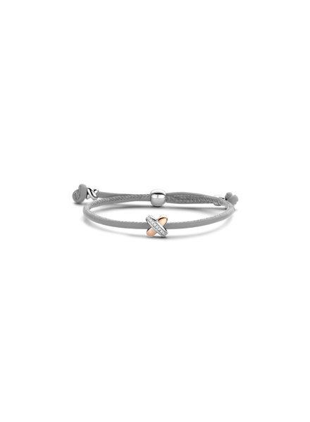Tirisi Moda Tirisi Moda armband Kisses TM2133BG(2P)
