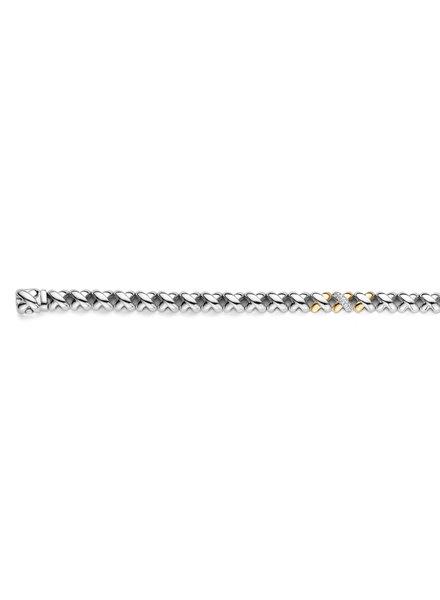 Tirisi Moda Tiriso Moda Armband Kisses TM2138D(2T)/17