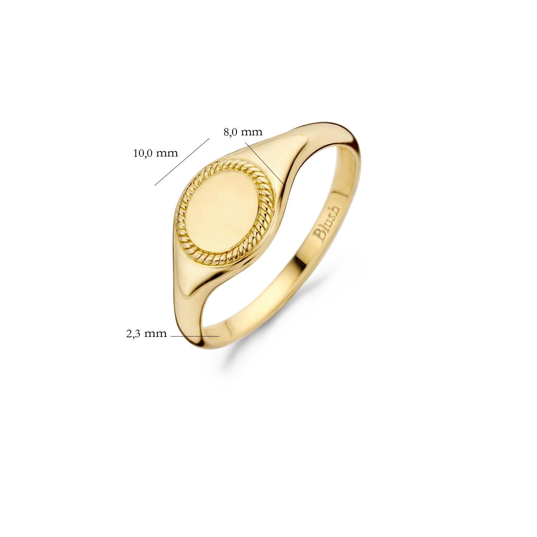 Blush Blush ring 1206YGO/48