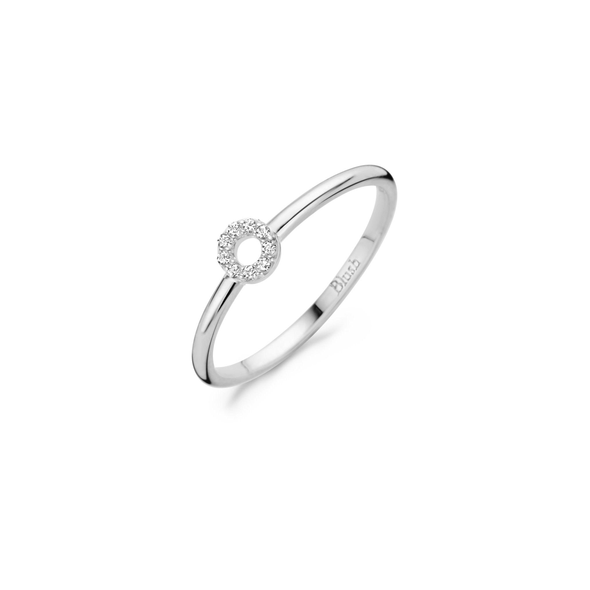 Blush Blush witgouden ring 1217WZI/50