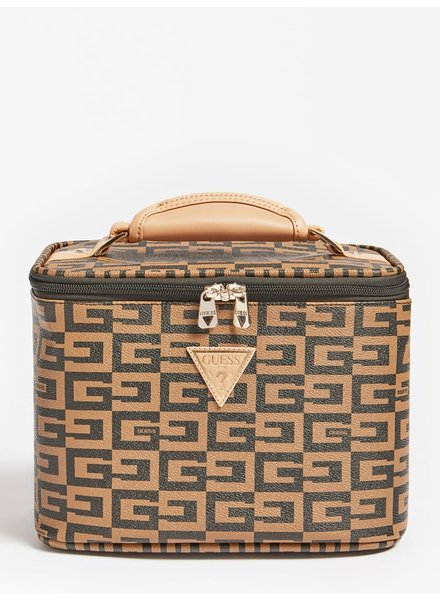 Guess Guess Beauty Case 40th Anniversary Travel SWG81414930BRO