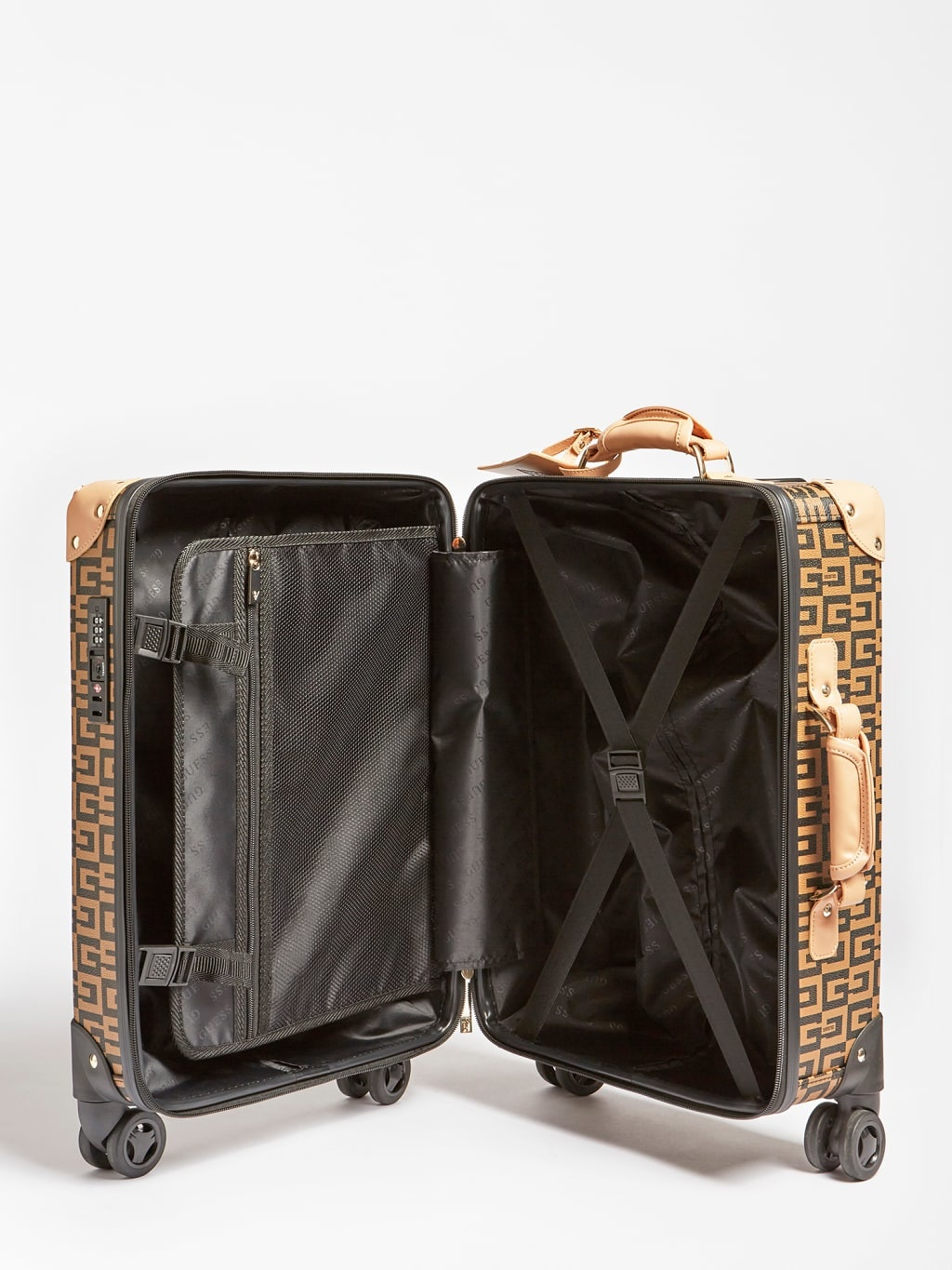 Guess Guess Koffer 40th Anniversary Travel TWG81419830BRO