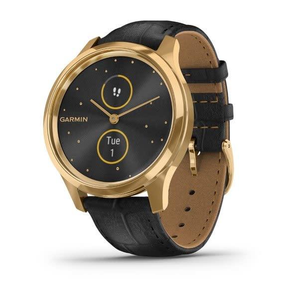 Garmin Garmin Vivomove Luxe Smartwatch 010-02241-02