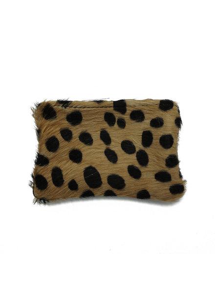Studs & Stones Studs & Stones Portemonnee Cheetah SS13841