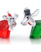 Swarovski Swarovski kristal Mo & Ricci Feestdagen Jaarlijkse Editie 2021 5597046