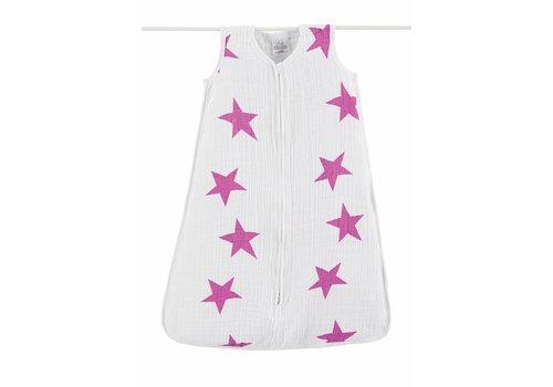 Aden & Anais Aden & Anais Sleeping Bag Twinkle Pink