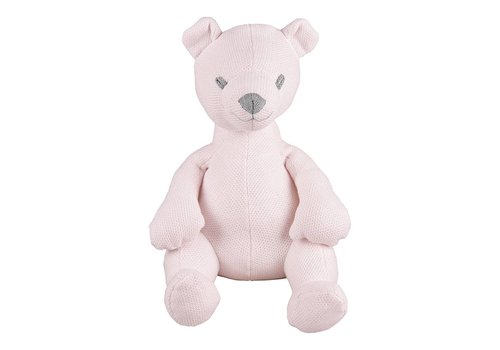 Baby's Only Baby's Only Stuffed Bear Classic 35 cm Pink