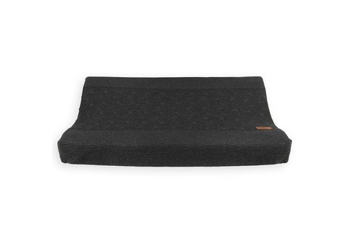 Baby's Only Baby's Only Changing Pad Cover Uni Cable Anthracite
