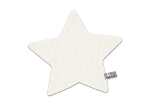 Baby's Only Baby's Only Cuddle Cloth Star Classic White