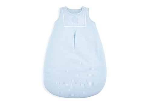 Theophile & Patachou Theophile & Patachou Sleeping Bag Jersey 70 cm Light Blue