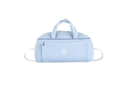 Theophile & Patachou Theophile & Patachou Travel Bag Indigo