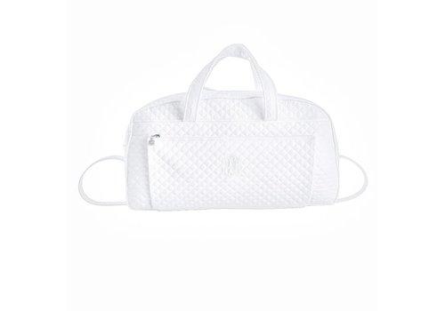 Theophile & Patachou Theophile & Patachou Travel Bag White Royal White