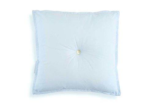 Theophile & Patachou Theophile & Patachou Pillow Volant + Popelin Royal Blue