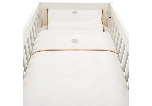 Theophile & Patachou Theophile & Patachou Donsovertrek Bed Met Sloop 100 x 135 Camel