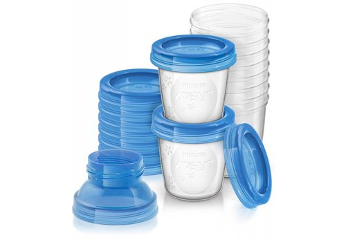 Avent Avent Natural Breast Milk Storage Set