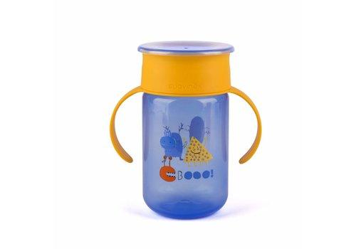 Suavinex Suavinex Drink Cup 360 Booo! Blue