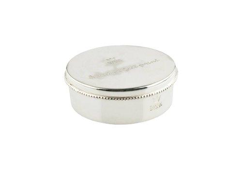 BAMBAM Bambam Gipsblik Voor Voet -en Handafdruk Zilver