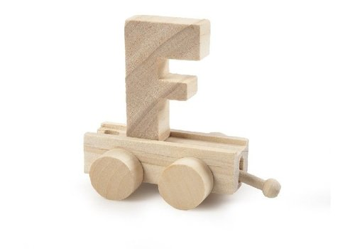 Bartok Bartok Train Letter F Natural