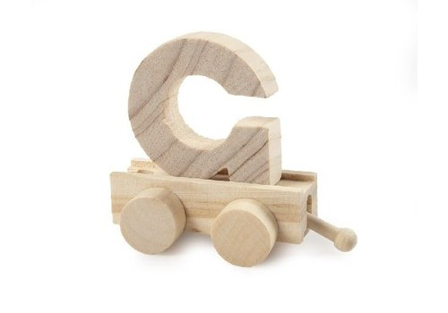Bartok Bartok Train Letter G Natural