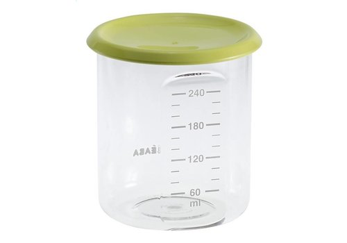 BEABA Beaba Storage Jar Maxi 240 ml Neon