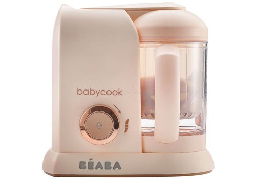 BEABA Beaba Babycook Solo Pink Limited Edition