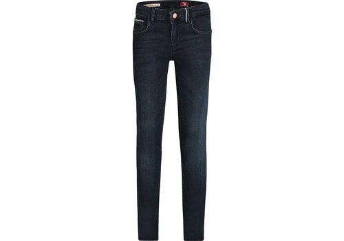 BOOF Boof Jeans Impulse Skinny Fit Power Stretch Donkerblauw
