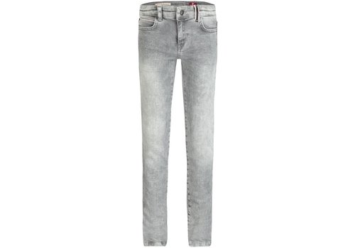 BOOF Boof Solar Jeans Slim Fit Stretch Denim Wash Grey