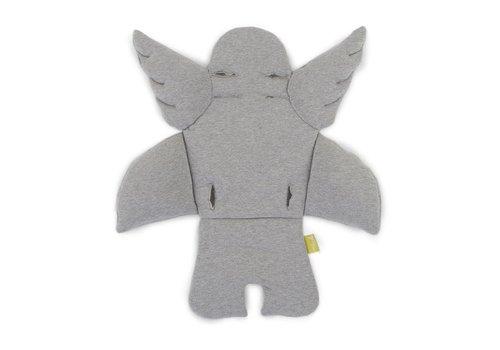 Childhome Childhome Cushion Angel Universal Jersey Grey