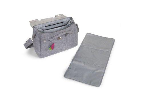 Childhome Childhome Felt Nursery Bag 45 x 18 x 35 Grey