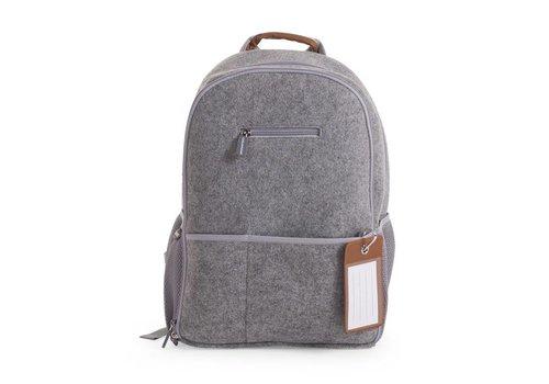 Childhome Childhome Felt Nursery Back Pack Grey