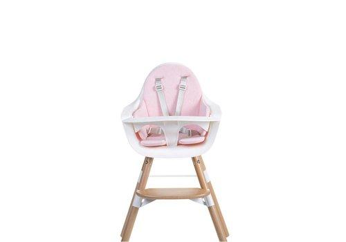 Childhome Childhome Cushion Evolu Old Pink
