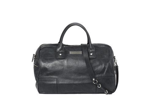 Clio Goldbrenner Clio Goldbrenner Mommy Bag Black - Silver
